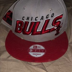 Chicago Bulls New Era hat